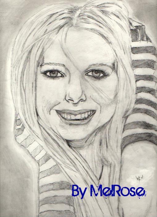 Avril Lavigne by MelRose